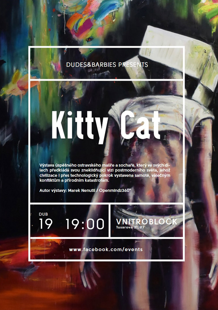 Dudes&Barbies Gallery - Kitty Cat