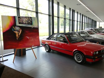 BMW CartTec group showroom opening